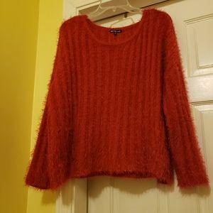 Charlotte Russe Orange sweater